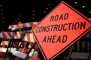 slow-down-for-road-construction