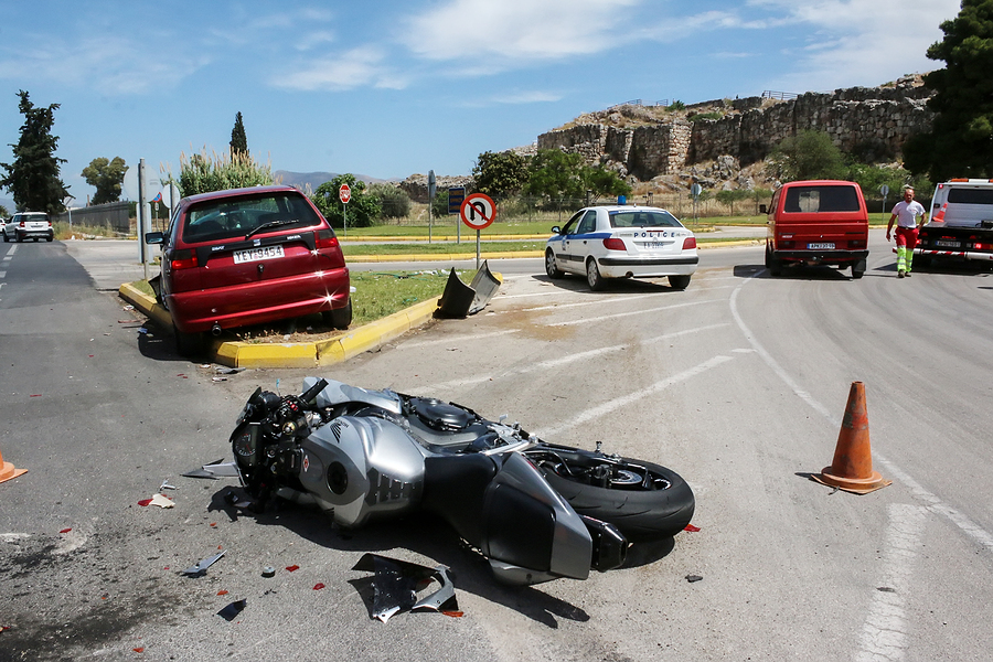 do-i-have-an-accident-claim-if-the-driver-didnt-hit-my-motorcycle