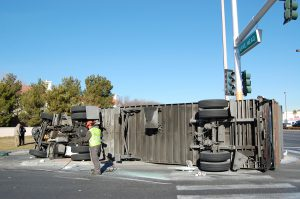 Causes Of Commercial Trucking Accidents And Your Rights