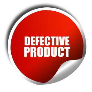 Proving Your Defective Product Case