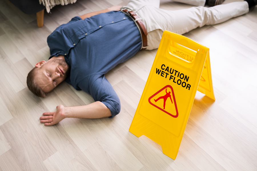 Things To Consider In A Slip And Fall Injury Claim