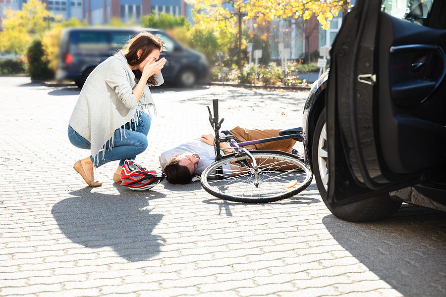 Car Versus Bicycle Accidents Can Be Devastating
