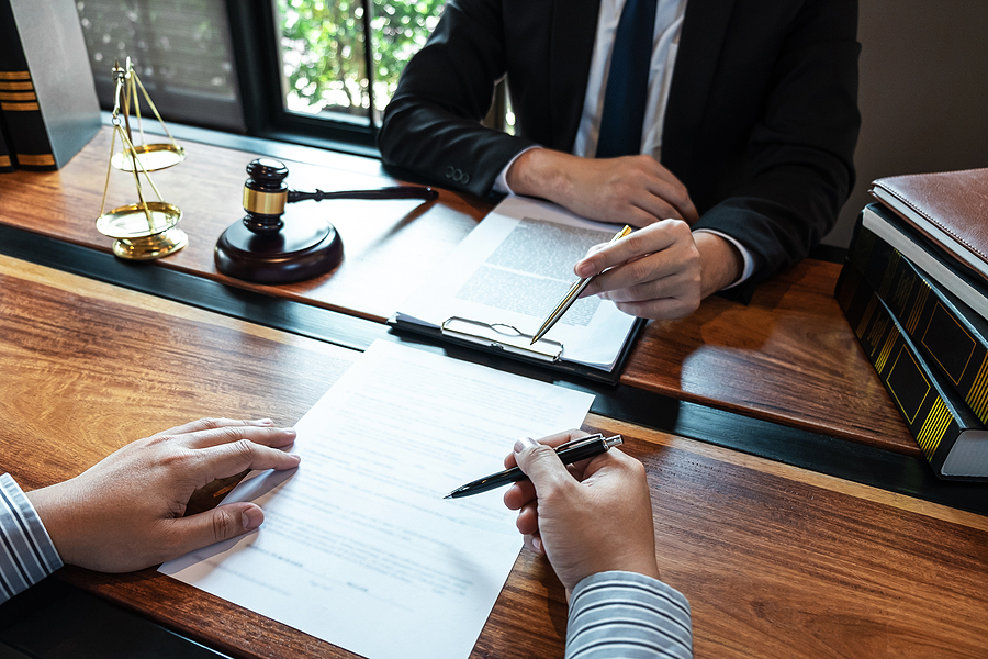 Preparing For Your First Meeting With Your Personal Injury Lawyer