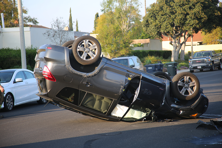 Everything You Need To Know About Rollover Accidents