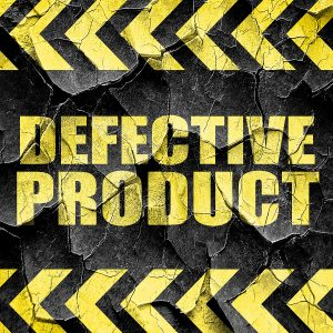 What Are The Most Common Types Of Defective Products?