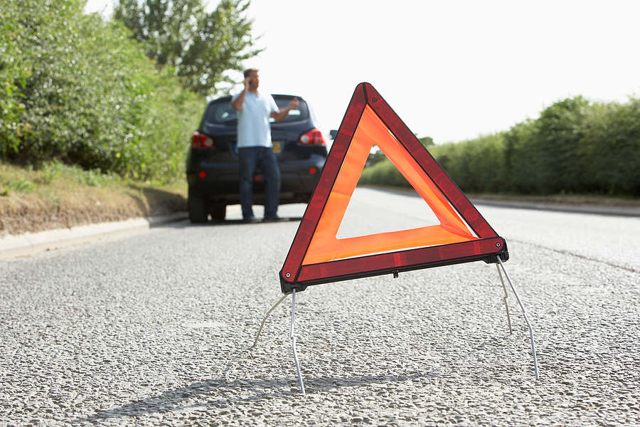 What Is A Road Hazard Accident?